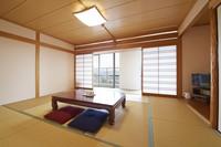 【全室パノラマビュー】和室10畳+広縁 約38平米