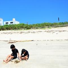 【新春の沖縄】Beachside House Gracia STAY ひとあし、お咲きに。特典付き