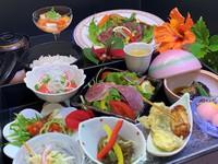 【4・5月限定プラン】料理長おすすめ(2食付)♪「志布志の宝石箱」お肉コース♪