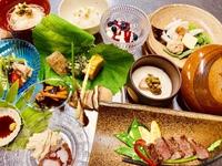 【2食付】山菜や皆瀬牛ステーキなど地元にこだわったご夕食♪手作りのできたてご朝食♪全客室内風呂付