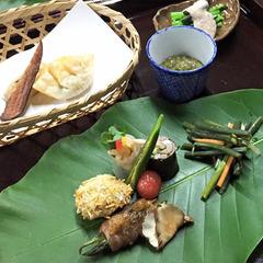 秋田弁スタッフとのんびり会話♪地元食材で四季の香りにくつろぐ/2食付◆現金特価