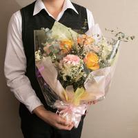 【愛を込めて花束を♪】サプライズ応援プラン(花束ver)豪華お祝いのハニトー付き!