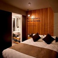 【素泊まり】ミッションクリアで12時チェックアウト無料! ドイツ製のふわっふわのベッドに包まれて…