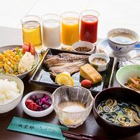 <スタンダード>朝食付プラン〜食後は豆から挽いたコーヒーを。【ふくしまプライド。】