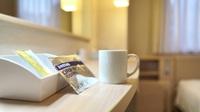 【3連泊割】室数限定の3連泊プラン!13㎡の客室でゆったり☆JR山手線「浜松町駅」から徒歩約4分!
