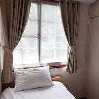 【208】<シングルルーム|禁煙>気軽な一人旅に♪ / 素泊りプラン ※バストイレなし