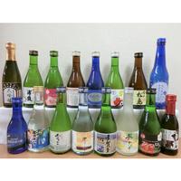 「利酒師が厳選!多種多様な東北の地酒を飲み比べ♪」