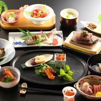【春夏旅セール】【爛ran・基本会席】純和風のお部屋で桃山伝統の割烹料理を愉しむプラン