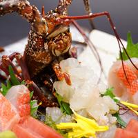 【お食事最上級】海の幸堪能・・グレードアップ「特金扇懐石」で豪華に!露天つき客室でくつろぐ。