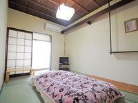 本館 和室6畳 (バス・トイレなし)