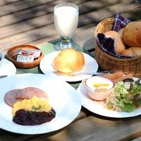 【観光にもスキーにも】 やきたてパンのおいしい朝食が待ってる♪ ≪1泊朝食≫