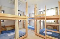6名個室(1〜6名様) ※シャワー、トイレ共用