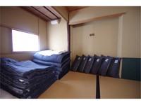 ■和室■ARK HOSTELオススメ!1室限定和室タイプの個室■朝食付き■