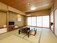 【禁煙】和室家族部屋(ガーデンビュー)