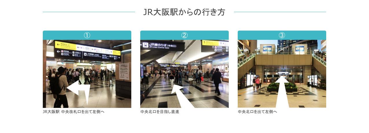 大阪駅アクセス1-3