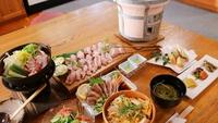 【高知県地鶏★土佐ジロー】新鮮☆旨味とコクが凝縮した高知地鶏のフルコースを堪能♪