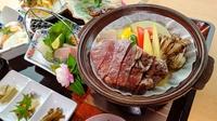 【ハイグレードアップ】メインはA5シャトーブリアン♪極上のお肉を味わえる贅沢プラン