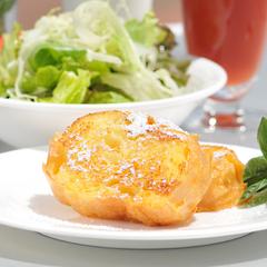 【通年】和洋食バイキングで朝からガッツリ!1番人気のフレンチトーストは必見☆朝食付プラン