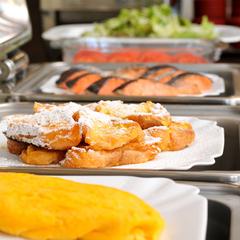 【早割30】自慢の朝食をぜひ!ビジネス利用にもOK!朝食付きプラン【さき楽】