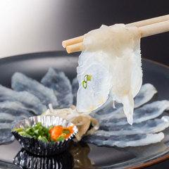【冬季限定Xお部屋食】山口の味覚'ふぐ'と季節の味をご堪能!