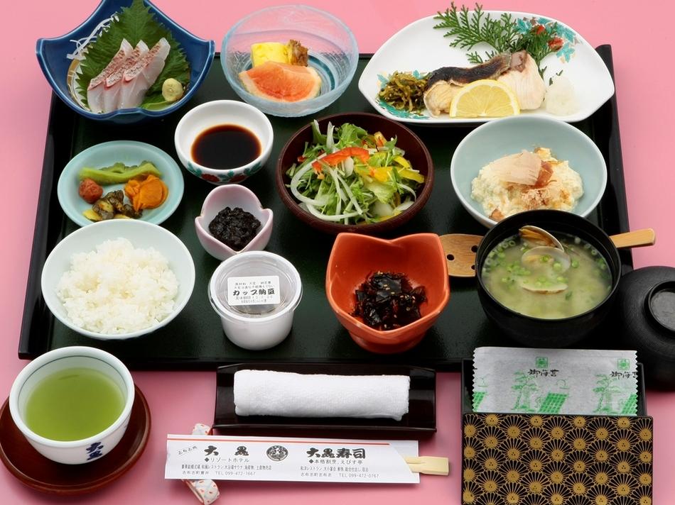 気ままな旅行を応援♪朝食付きプラン!【夕食なし】!空港から車で90分★(曽於弥五郎ICでおりてね)