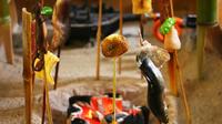 【春夏旅セール】人気の『古の平家鷹狩料理』プランがお得☆