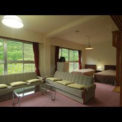 ◆和洋室◆3間続きの広々としたお部屋 最上階の特別室!禁煙