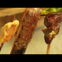 人気No.1【風味絶佳】山野の恵みを頂く!素材を活かした囲炉裏料理『古の平家鷹狩料理』