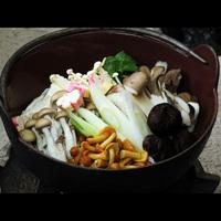 【10・11月限定】♪秋を五感で堪能♪きのこ鍋&【紅葉】プラン