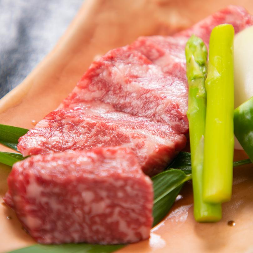 極上ブランド但馬牛★肉の旨味を惹き立てる炭火焼♪
