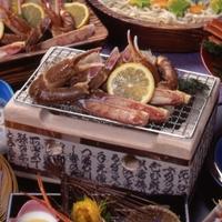 【境港直送の松葉ガニ&A5千屋牛フィレステーキ】冬の贅沢会席プラン!