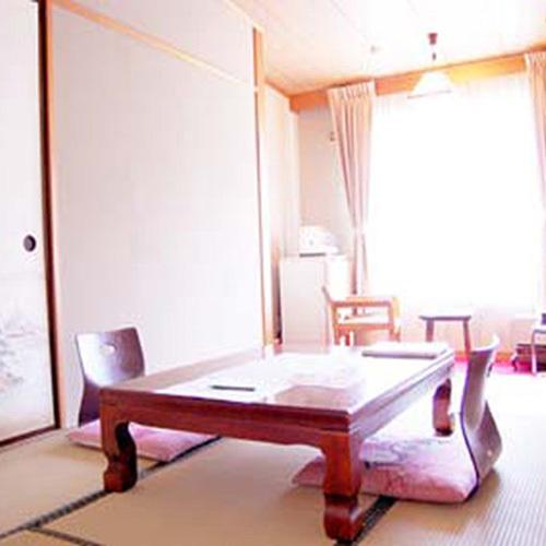 本館3階和室6帖~禁煙~(バス・トイレ...