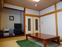 ご家族におすすめ!和室8.5畳(WC,洗面付・2階)禁煙