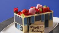 ◆プラン限定◆あおなみ線トレインケーキ付き&トレインビュー確約(その他、嬉しい特典あり)