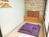 Dormitory 1 Double bed【相部屋ダブル】