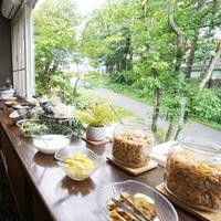 【白馬村へようこそ!】白馬の四季を楽しむ基本プラン♪朝食は白馬の日替わり朝食付!