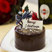 ★OLEの SWEET X'mas ★「クリスマスケーキ・スパークリングワイン」