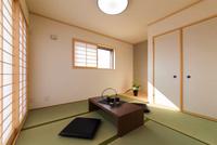 竹ハリエ 和室