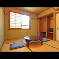6畳トイレ付き和室(WiFi完備)