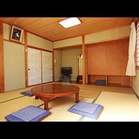 10畳トイレ付き和室(WiFi完備)