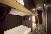 ◆女性専用◆プライベートキャビンルーム〔四名部屋〕