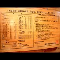 【素泊まり☆今だけの特別価格3500円〜】レイトチェックイン17時〜21時☆三国温泉掛け流し。+゜☆