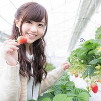 真赤なイチゴが食べ放題☆いちご狩り付☆鳴門鯛を味わう☆鳴門会席プラン♪