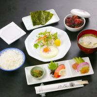 【朝食付き】季節の和朝食で美味しい朝を迎えて♪