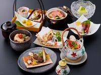 【2食付き】日本料理「四季」限定メニュー『松茸会席』×『海老名の朝食』