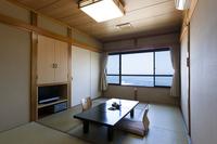 海側の本館和室7畳半『現金特価』