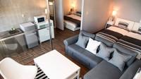 Room003 フォースベッドルーム 1F