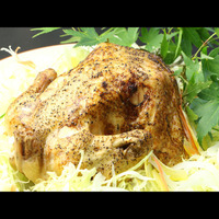 【わんこ旅】地獄蒸し鳥&四季の田舎料理*12品