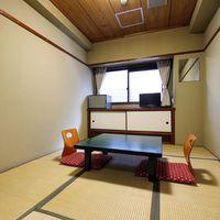 ◇禁煙・和室6畳<バストイレ共用>