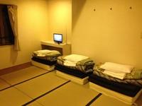 【ゲストハウス】禁煙 ベーシック 和室トイレシャワー付 個室